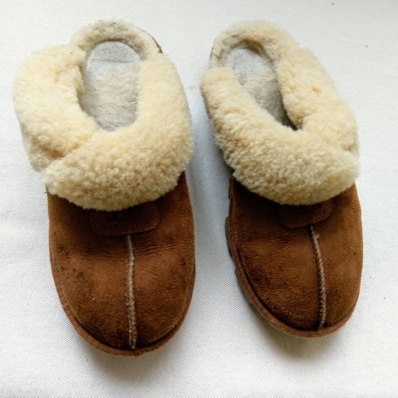 2cce1f7d3cc Ugg Women's Coquette insulated slipper shoes